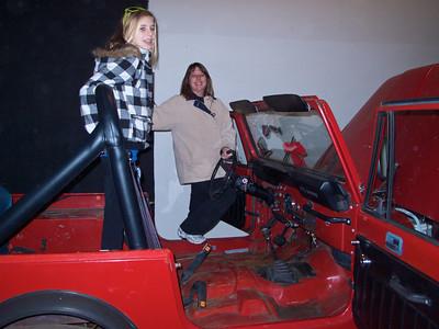 Jan 10 Hmmmm... You mean I got a Jeep with no seats?