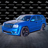 Jeep Grand Cherokee SRT/Hennessey; Dallas, TX