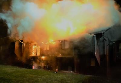 2 Alarm Fire - Robert Quigley Drive Scottsville, NY - 3/5/20