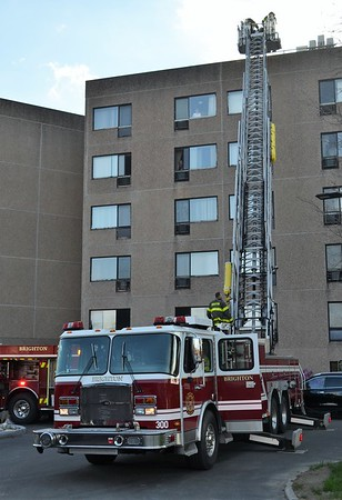 Apartment Fire  - Linden Knoll Apartments - Brighton, NY 5/3/20