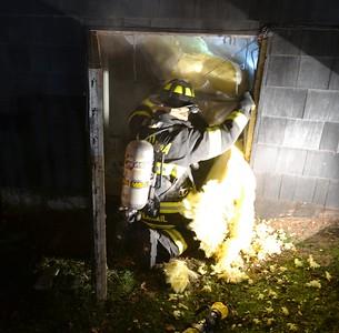 Basement Fire - East Lake Road Livonia, NY - 11/8/19