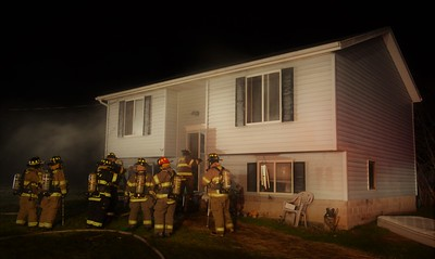 Basement Fire - Stone Hill Road, Livonia, NY - 1/1/19