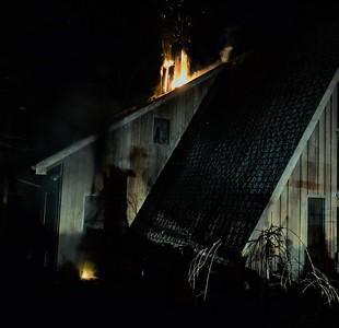 Chimney Fire w/ extension - Blank Rd, Hemlock, NY - 11/13/18