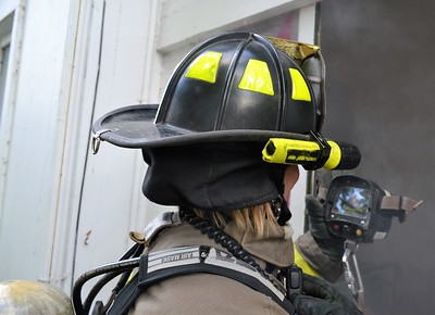 Livonia, NY Fire Department Vent, Enter and Search Drill 10/15/18 and 10/20/18