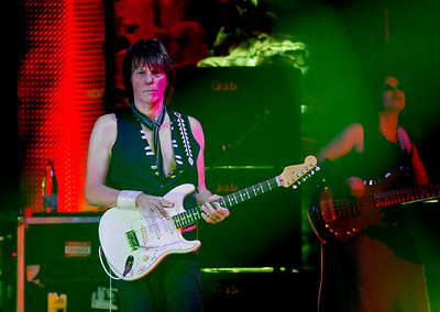 Jeff Beck -Capitol -July 19 2016