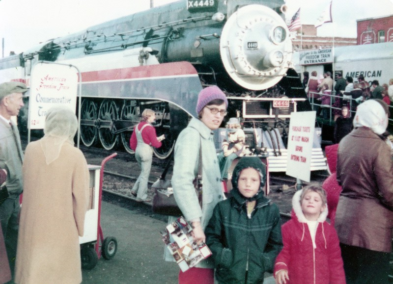 Freedom Train visits Spokane