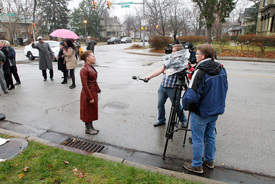 Jeff Gibney Street Dedication 12-16-2014