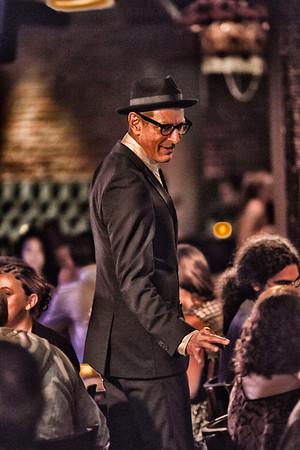 Jazz Jester Jeff Goldblum Reigns @ Rockwell