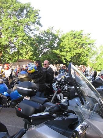 BMW 100K Ride
