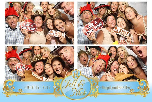 Jeff & Mele's Wedding-Photo Booth Pictures