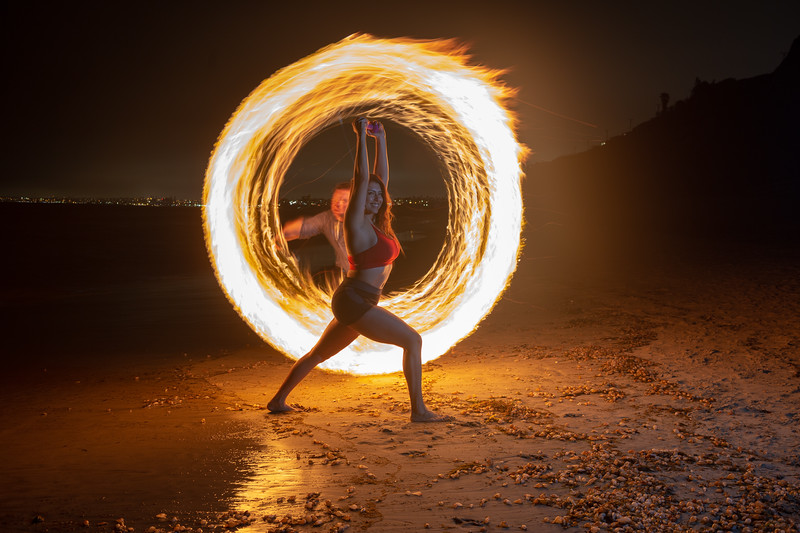 light painting portrait-7288
