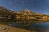 rock lake star trails 1
