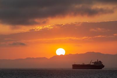 sunsets 2018-2453
