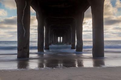 mb pier underneath 10 8-70
