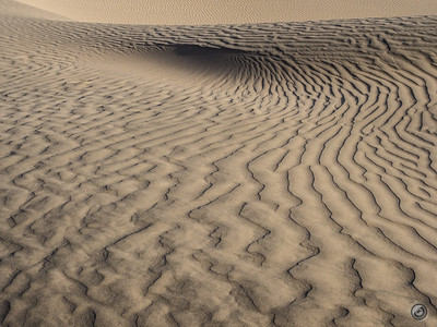 5 - Death Valley Sand Dunes