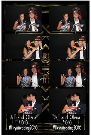 Jeff and Olena's Wedding 7-16-16