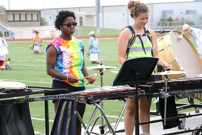 jefferson Band Summer Practice- 8/9/16
