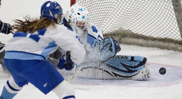Jeff Girls Hockey - Champlin Park at BIG