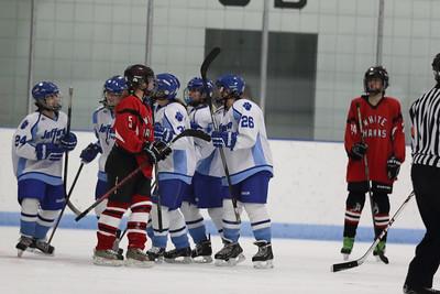 Jefferson Girls Hockey JV - Mound