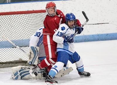 Benilde at Jags Varsity Girls Hockey