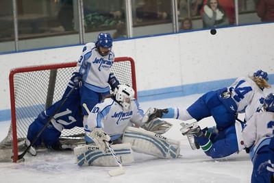 Blake vs. Jefferson Girls Hockey at BIG