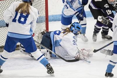 ChaskaChan JV at Jag Girls Hockey