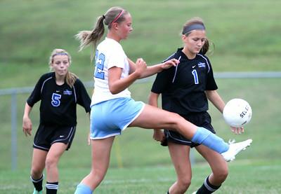 JHS JV Soccer vs. Eastview