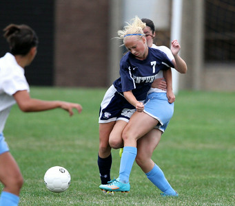 Jefferson Girls Soccer JV