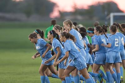 Jag Girls Soccer at Rosemount