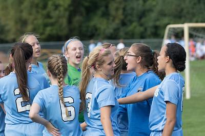 Jags Girls Soccer JV at Benilde