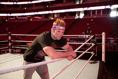 WWE's Zack Ryder