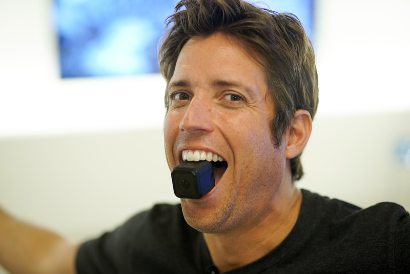 Nick Woodman, GoPro