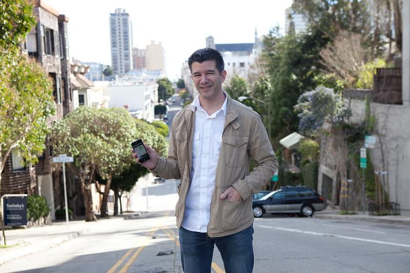 Travis Kalanick, Uber