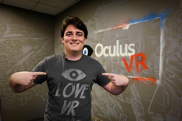 Palmer Luckey, Oculus