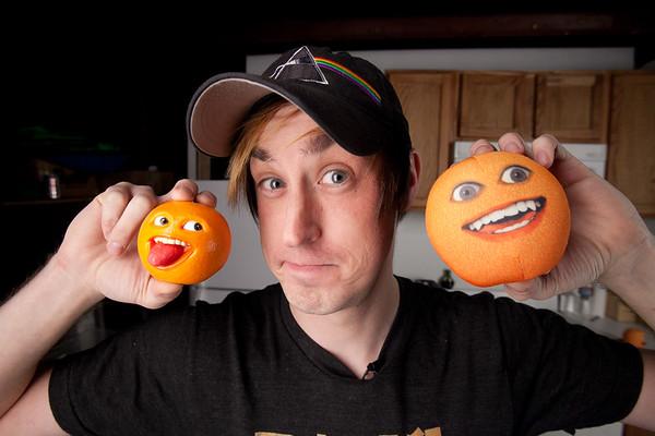 The Amazing Orange
