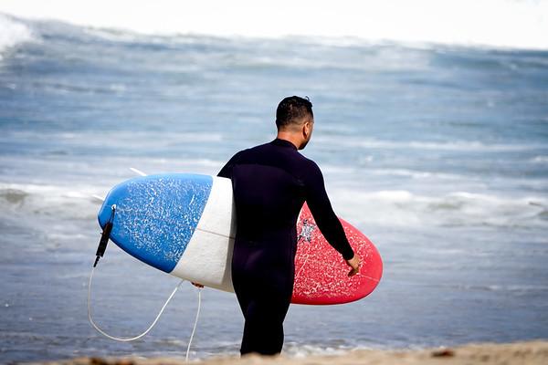 """""""Patriotic Surf"""""""