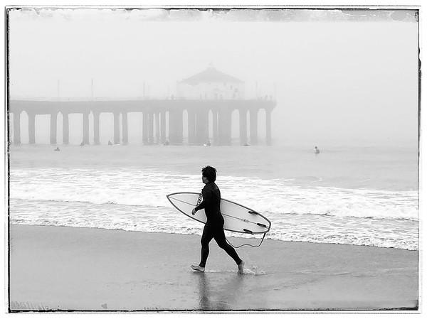 """""""Foggy surf day"""""""