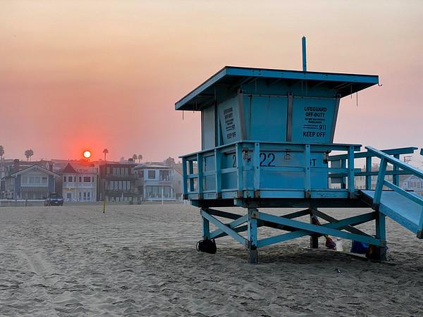 """Sunrise, 6:45 a.m. 8/21/20"""