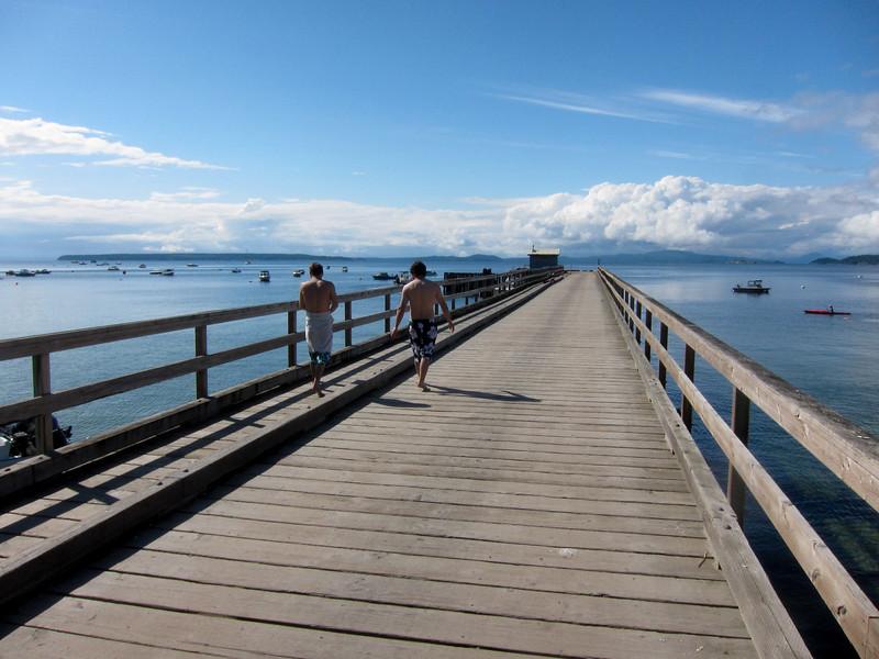 Savary Island, BC