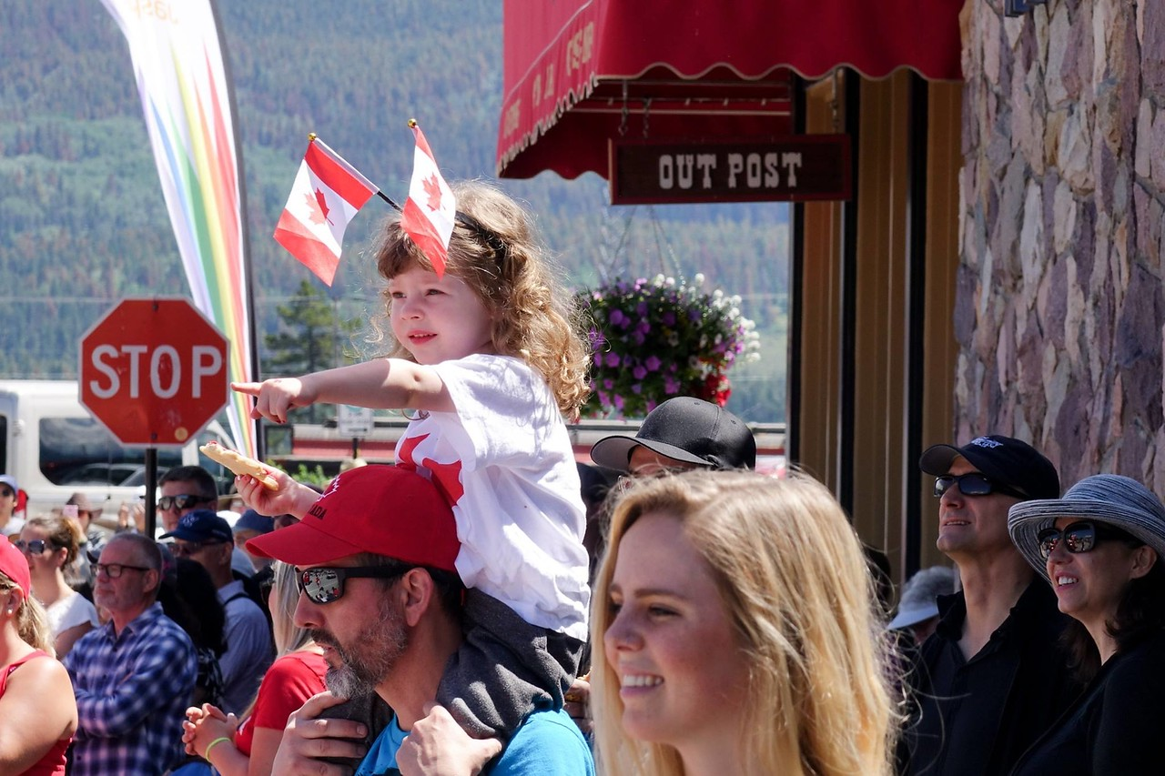 Jasper parade