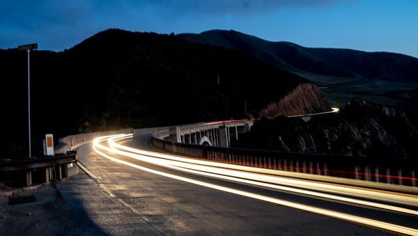 """""""Dashing over Bixby Bridge"""""""