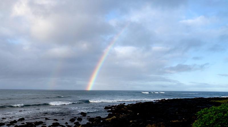 Photowalk Kauai: rainbows