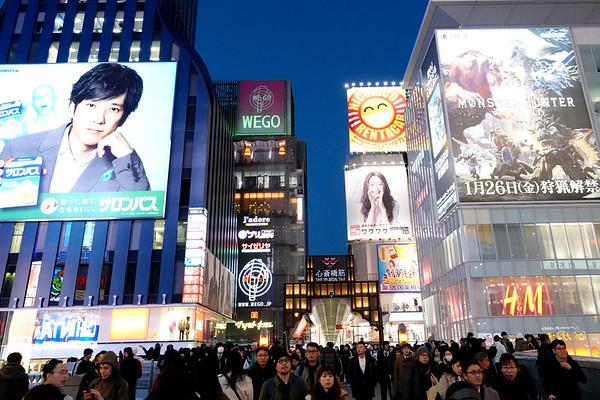 Osaka's Dotonbori