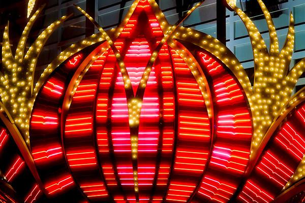 Flamingo Las Vegas Neon