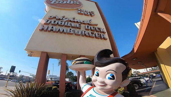 The original Bob's Big Boy
