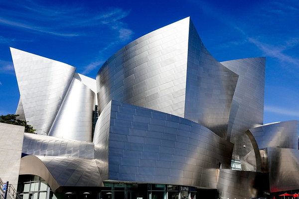Photowalk: Walt Disney Concert Hall
