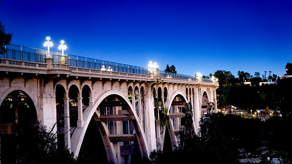 Colorado Street Bridge, Pasadena