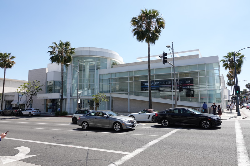 The Paey Center for Media in Beverly Hills, home to TV screenings and events.