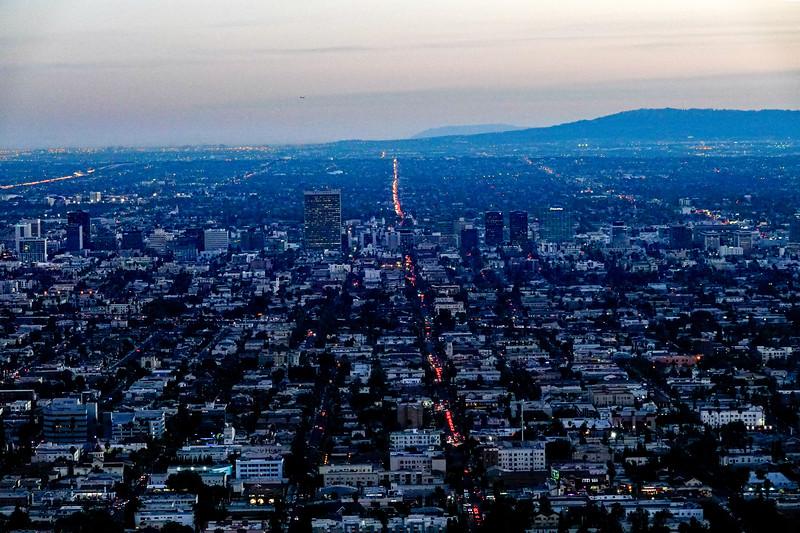 Western Avenue in Los Angeles