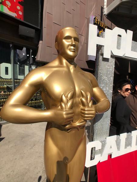 Hello Oscar!
